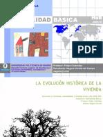 Evolución Histórica Vivienda Exclt