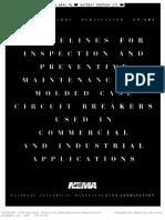 NEMA_AB4_1996 Inspection and preventive maintenance of circuit breakers.pdf
