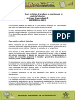 Estudio de Caso Milena Desarrolla Un Prototipo de Producto o Servicio Cafetería Vallecitos - AAP 8