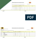 JOB Card ROB01 - 2018-03-25