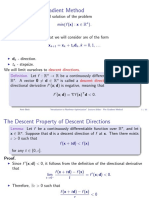 Lec4 Gradient Method Revise