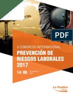 II Congreso Prevencion Riesgos Laborales