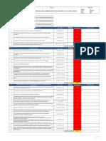 SIG-F-009_ Diagnóstico de Linea Base de SST- Ley 29873