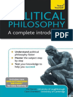 Political Philosophy - A Complete Introduction (Teach Yourself)