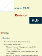lecture 19-20 2012