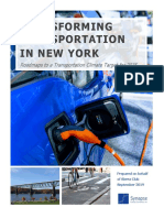 Transforming Transportation in New York