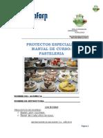 Manual de Pasteleria 2019