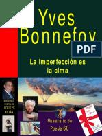 Bonnefoyla Imperfeccion Es La Cima Por Yves Bonnefoy (1)