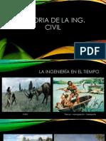 Historia de la Ing. Civil Perú