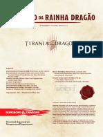 DnD 5e - Tesouro Da Rainha Dragão - Suplemento Online v0.3
