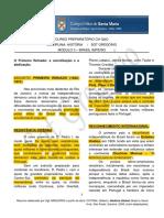 9. MÓDULO II – BRASIL IMPÉRIO_ o Primeiro Reinado a constituição e a abdicação.pdf
