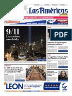 DIARIO LAS AMÉRICAS Edición digital del miércoles 11 de septiembre de 2019