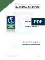 Acuerdo 012 - CG - 2014 Manual Del Usuario CgeMovilizacion