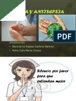 Asepsia y Antisepsia Medico Quirurgico [Autoguardado]