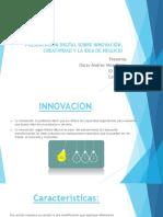 Presentación Digital Sobre Innovación, Creatividad y La