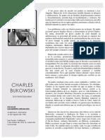 Biografia Charles Bukowski