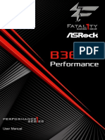 Fatal1ty B360M Performance Series