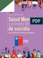 2019.09.09 Guía Práctica en Salud Mental y Prevención de Suicidio Para Estudiantes de Eduación Superior