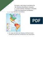 Un Mapa Climático De