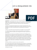 Entrevista Fernando Henrique