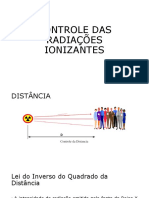 07 - Controle Das Radiações Ionizantes (Raios Gama)
