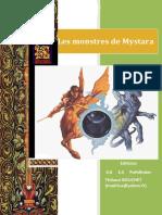 Les monstres de mystara