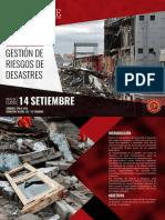 Gestion de Riesgos de Desastres