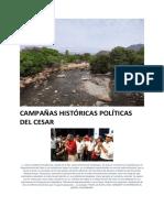 Historia de Campañas