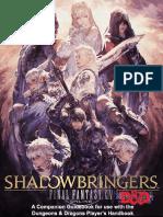 D&D 5E - FFXIV Companion Guide - Current Build - Shadowbringers (1)