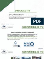 Sostenibilidad ITM