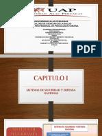Sistemas de Seguridad y Defensa Nacional (SSFN)