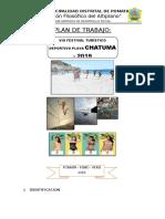 Plan de Trabajo de Playa de Chatuma 2019 Ed