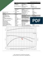 Curva Red Hidraulica 48.5 Gpm 460 Pca Alta Presion