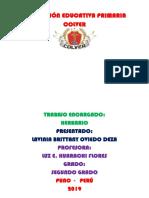Institución Educativa Primaria_herbario