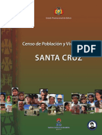 Censo Santa Cruz 2012