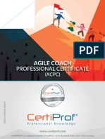 agile coach certiprof
