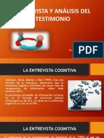 Entrevista y Criterios Cbca