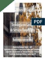 Tecnologia em Gestão de serviços Hospitalares