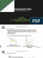 Cartas Bioclimaticas Olgygay y Givoni