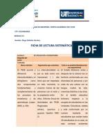 Ficha  de lectura resquicios y boquerones