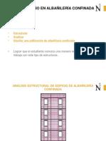 PPT 2.1 - Albañilería UPN( Semana 05.09 Al 07.09.19)