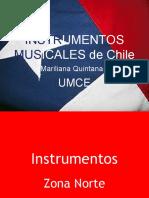 presentacion instrumentos musicales