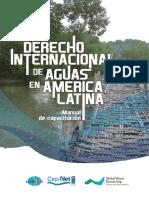 derecho internacional de aguas en AL