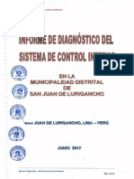 Diagnostico de Sistema de Control Interno