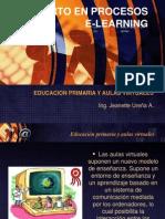 EDUCACION PRIMARIA Y AULAS VIRTUALES
