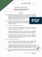Pliego Tarifario 2019