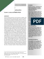 AAPG 2008 Schultz & Fossen Terminology for Structural Discontinuities