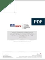 Acciones de intervención organizacional para mejorar las condiciones de trabajo en el Departamento de Obras Públicas de un ayuntamiento del sur de Jalisco (México)