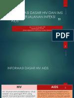 Info Dasar Hiv Ims._dr Yuli