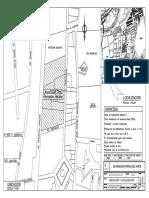 Plano de Ubicacion Barrios Altos
